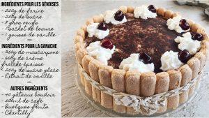Recette Tiramisu Cake