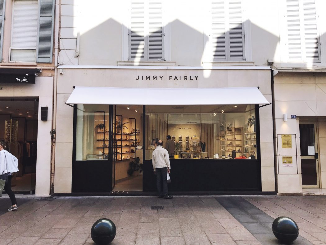 Jimmy Fairly Cannes