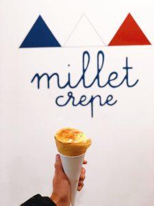 crepe Millet