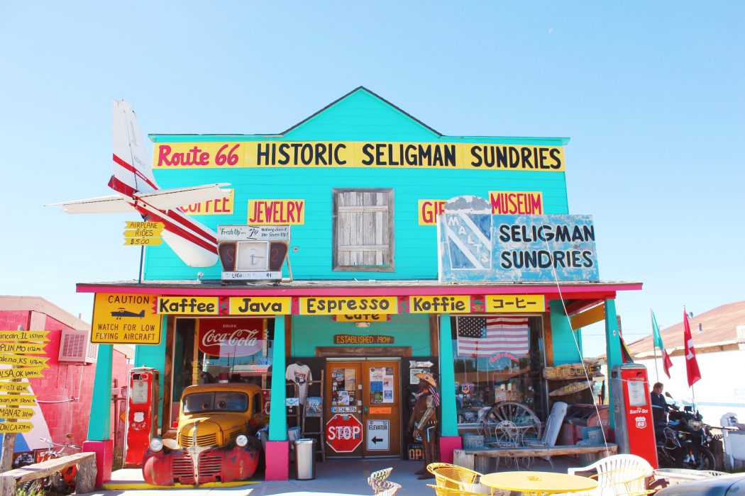 Seligman Store