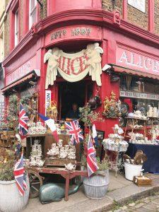 Alice's London