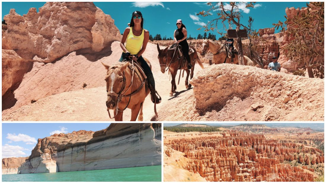 Road Trip au Bryce Canyon, Lake Powell & Antelope